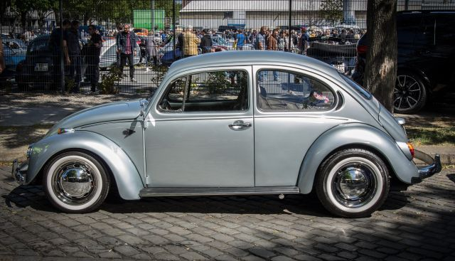 VW Käfer im Film